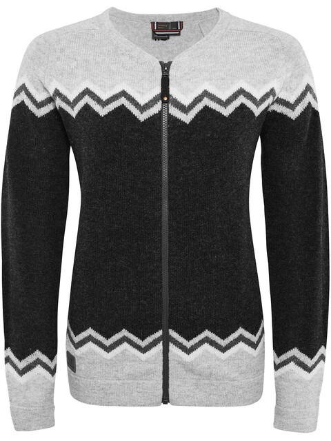 Elevenate W's Santiago Knit Pullover Anthracite